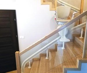 winda krzesełkowa