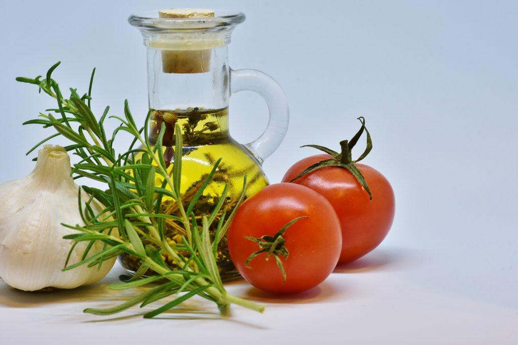 zdrowy olej